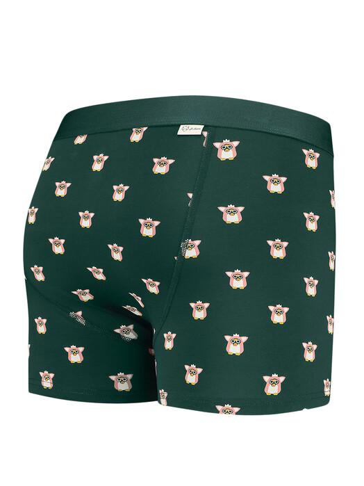 A-dam Underwear Unterwäsche  Boxerbrief Francis [dark green] jetzt im Onlineshop von zündstoff bestellen