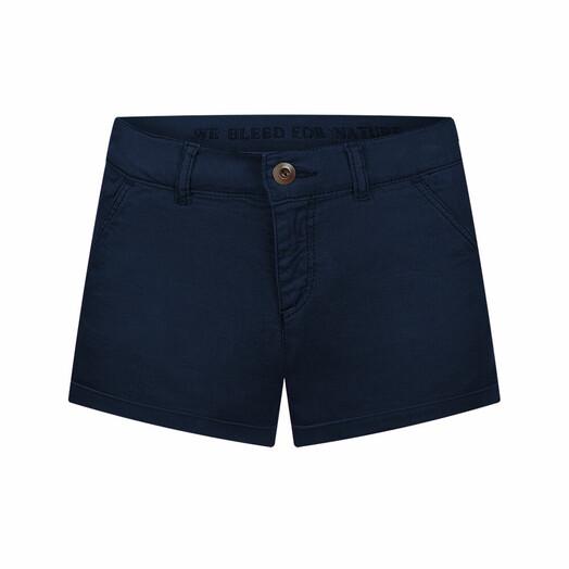 bleed clothing Shorts Micro-Chino Shorts [navy] jetzt im Onlineshop von zündstoff bestellen
