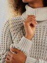 Dedicated Strickpullover & Cardigans Oslo [light grey] jetzt im Onlineshop von zündstoff bestellen