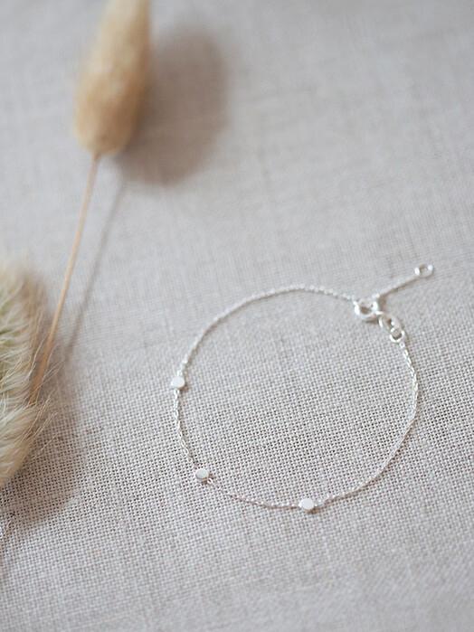 pikfine Schmuck 925er Silber Armband Maeve #3 One Size jetzt im Onlineshop von zündstoff bestellen