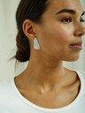 People Tree  Schmuck Wing Stud Earrings [silver] One Size jetzt im Onlineshop von zündstoff bestellen