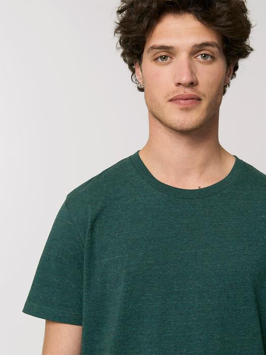zündstoff.basics T-Shirts Claas [diverse Farben] S, heather snow glazed green jetzt im Onlineshop von zündstoff bestellen
