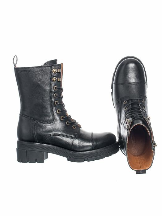 Ten Points Schuhe  Cecilia Laced High [black] jetzt im Onlineshop von zündstoff bestellen