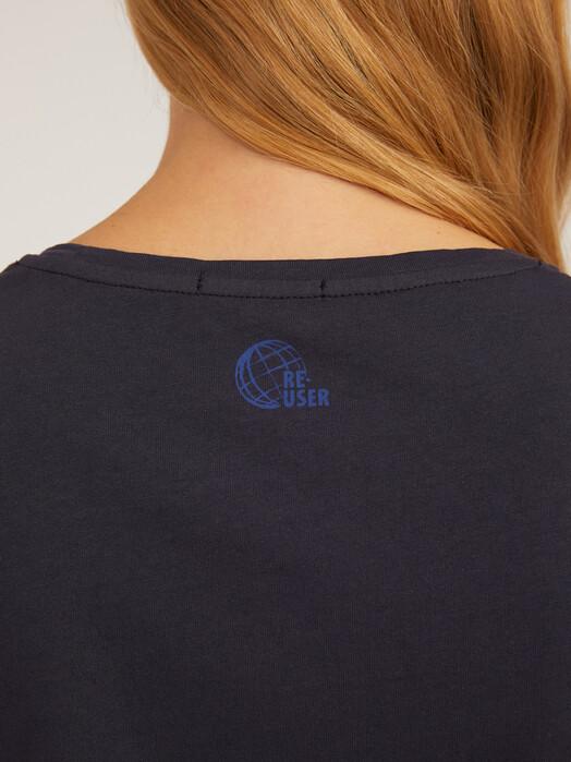 ARMEDANGELS T-Shirts Jaalina Recycled [night sky] jetzt im Onlineshop von zündstoff bestellen