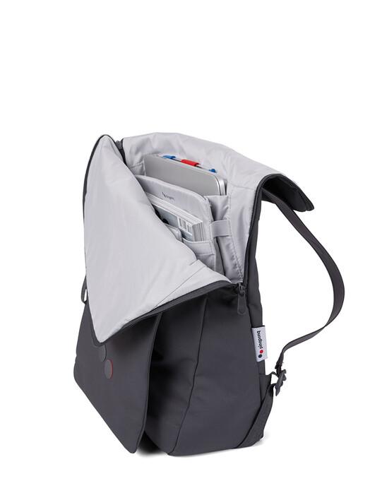 pinqponq Rucksäcke & Taschen Klak [deep anthra] One Size jetzt im Onlineshop von zündstoff bestellen