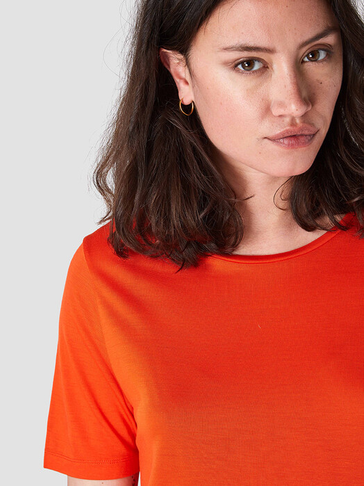 K.O.I. Jeans T-Shirts Aji [burnt orange] jetzt im Onlineshop von zündstoff bestellen