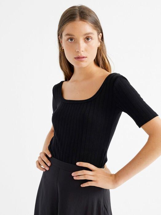 Thinking MU Röcke Lavanda Skirt [black] jetzt im Onlineshop von zündstoff bestellen
