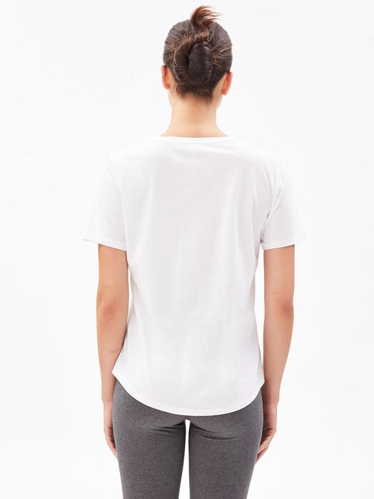 ARMEDANGELS T-Shirts Minaa [white] jetzt im Onlineshop von zündstoff bestellen