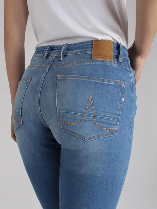 Kuyichi  Jeans Sara Straight [very likely] jetzt im Onlineshop von zündstoff bestellen