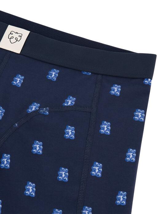A-dam Underwear Unterwäsche  Boxerbrief Berend [dark blue] jetzt im Onlineshop von zündstoff bestellen