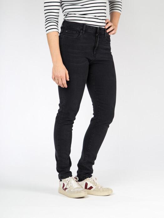 ARMEDANGELS Jeans Tillaa [washed down black] 27, 32 jetzt im Onlineshop von zündstoff bestellen