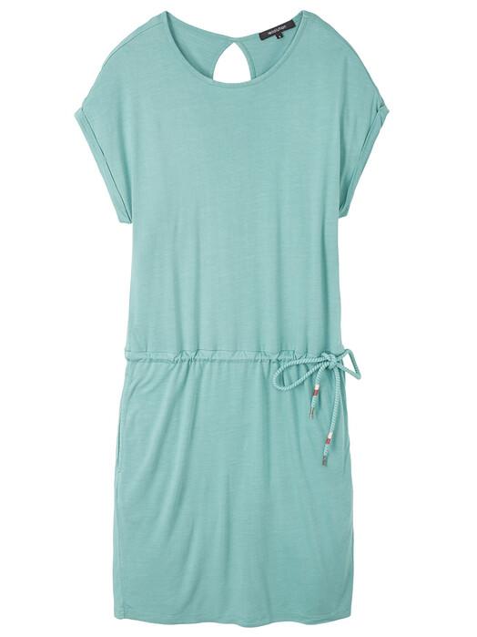 recolution  Kleider Ecovero Shirtdress [light eukalyptus] jetzt im Onlineshop von zündstoff bestellen