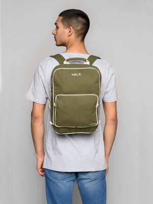 Mela Wear Backpack Mela II in olivegreen