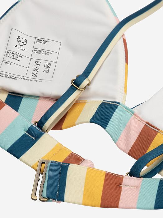 A-dam Underwear Bikinis & Badeanzüge Bikini Top Stefanie [multicolor] jetzt im Onlineshop von zündstoff bestellen