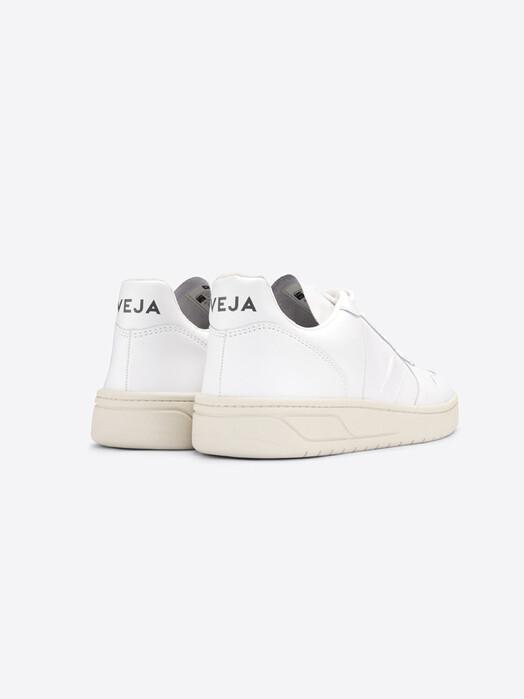 Veja Schuhe V-10 Leather [extra-white] jetzt im Onlineshop von zündstoff bestellen