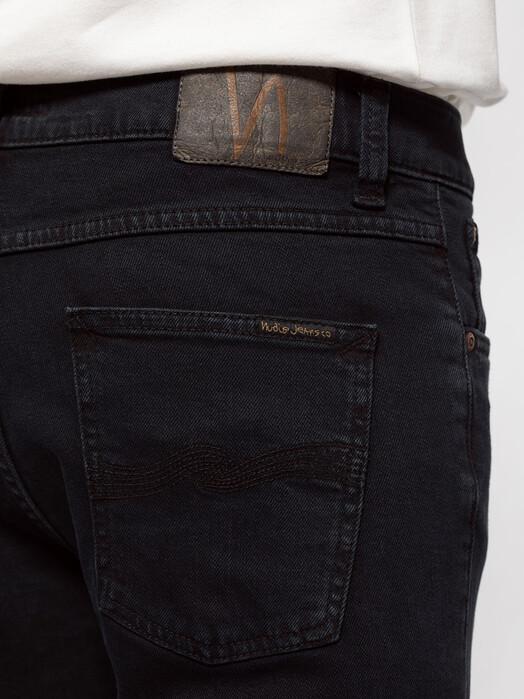 nudie Jeans Jeans Lean Dean [black skies] jetzt im Onlineshop von zündstoff bestellen