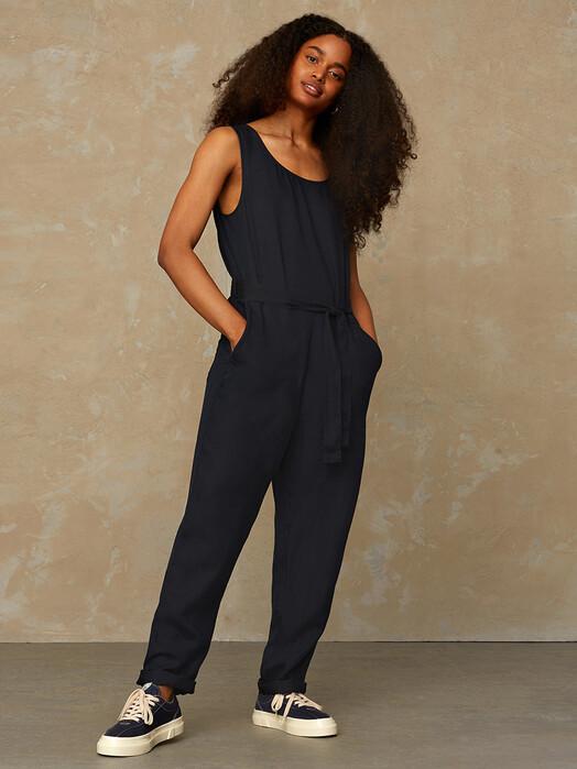 K.O.I. Jeans Jumpsuits Louise [blue black] jetzt im Onlineshop von zündstoff bestellen