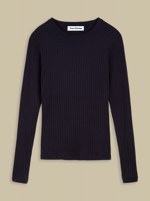 K.O.I. Jeans Longsleeves Nitabe [navy] jetzt im Onlineshop von zündstoff bestellen