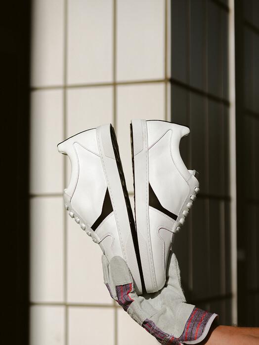 O.T.A Schuhe Glencoe Recycled Leather [white] jetzt im Onlineshop von zündstoff bestellen
