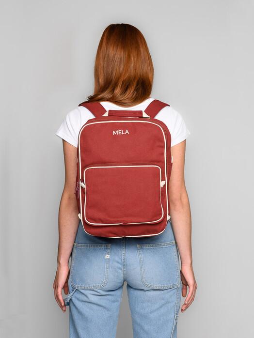 melawear Rucksäcke & Taschen Mela II [burgunderrot] One Size jetzt im Onlineshop von zündstoff bestellen