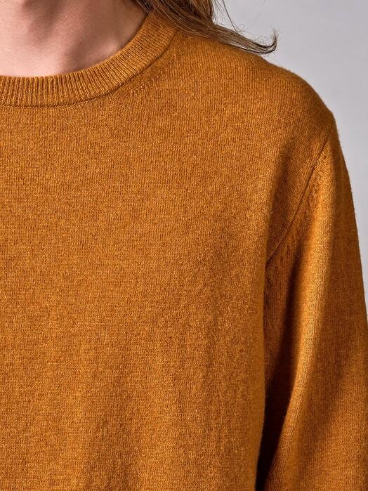 Klitmøller Collective Strickpullover Daniel [amber] jetzt im Onlineshop von zündstoff bestellen