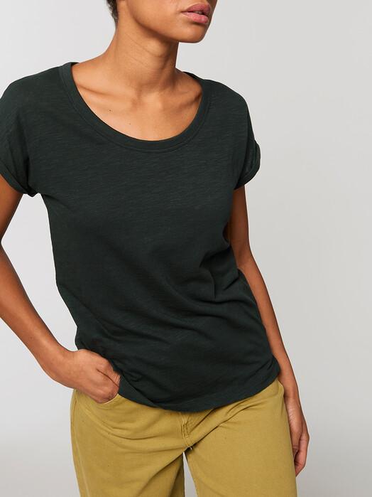 zündstoff.basics T-Shirts Ronja [diverse Farben] L, black jetzt im Onlineshop von zündstoff bestellen