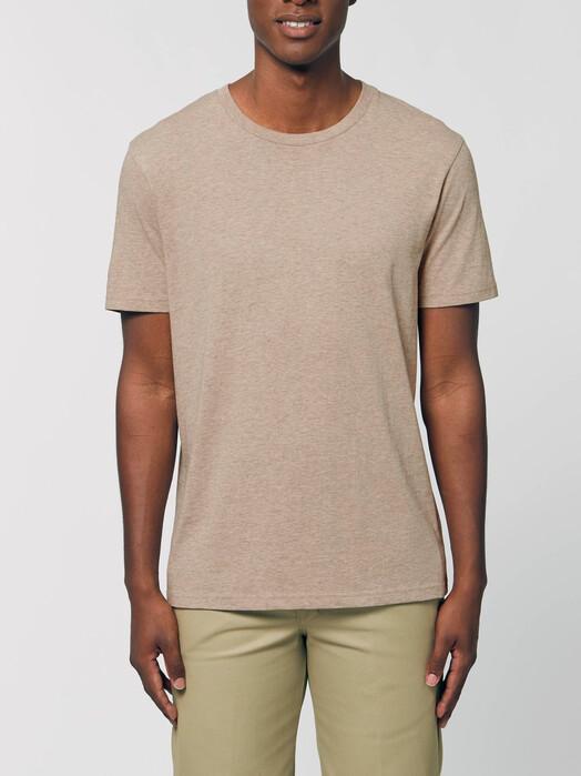 zündstoff.basics T-Shirts Claas [diverse Farben] S, heather sand jetzt im Onlineshop von zündstoff bestellen
