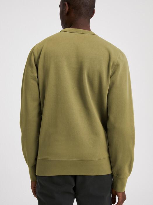 ARMEDANGELS Sweatshirts Kaarlsson [dark sage] jetzt im Onlineshop von zündstoff bestellen