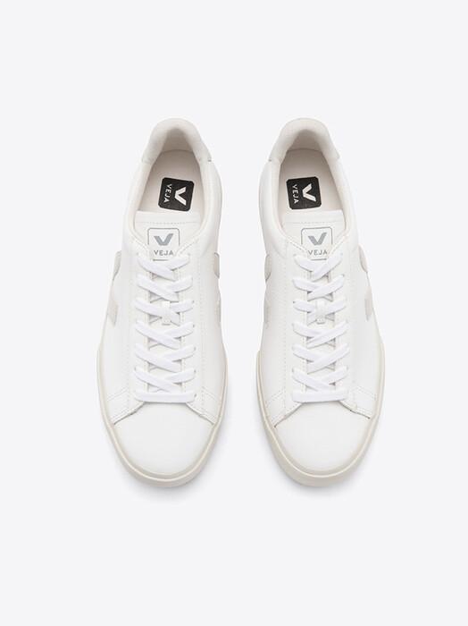 Veja Schuhe Campo [extra-white natural] jetzt im Onlineshop von zündstoff bestellen
