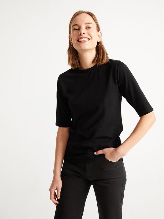Thinking MU T-Shirts Virginia T-Shirt [black] jetzt im Onlineshop von zündstoff bestellen