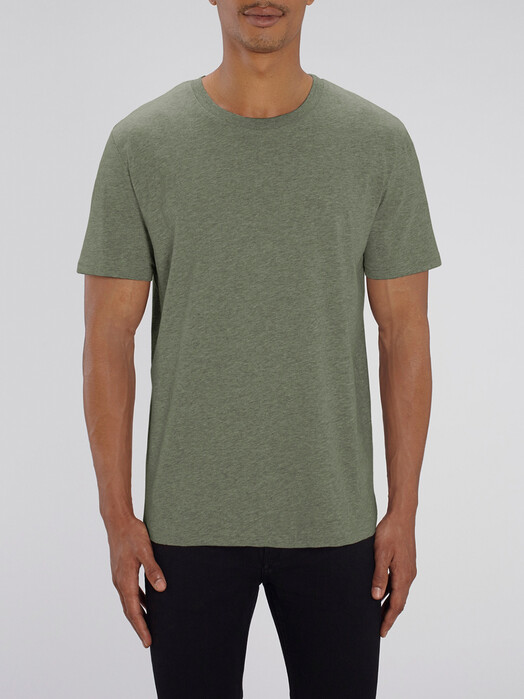 zündstoff.basics T-Shirts Claas [diverse Farben] S, mid heather khaki jetzt im Onlineshop von zündstoff bestellen