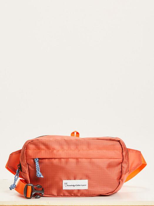 Knowledge Cotton Apparel  Rucksäcke & Taschen Cross Over Body Pack [harvest pumpkin] One Size jetzt im Onlineshop von zündstoff bestellen