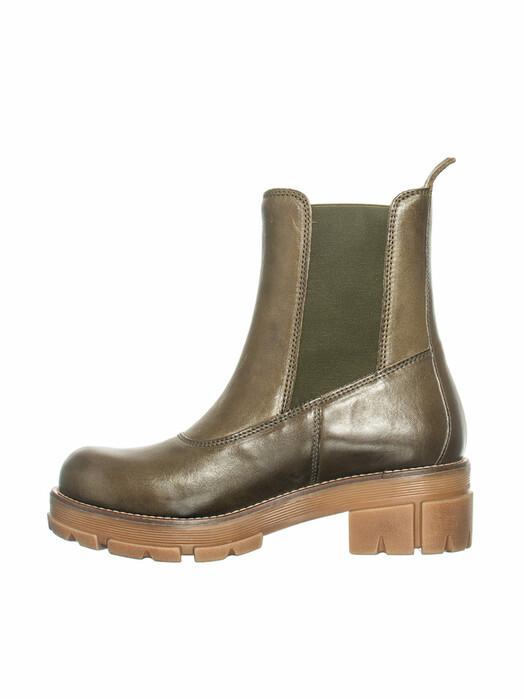 Ten Points Schuhe  Cecilia Chelsea [deep green] jetzt im Onlineshop von zündstoff bestellen