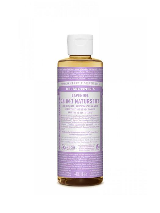 Kosmetik - Liquid Soap Lavendel 240ml - One Size 1