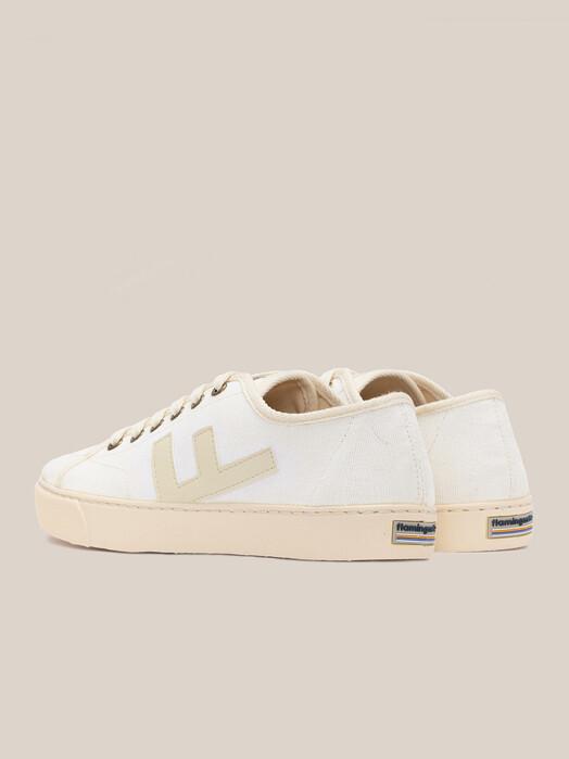 Flamingo's Life Schuhe Rancho V.2 [all white] jetzt im Onlineshop von zündstoff bestellen