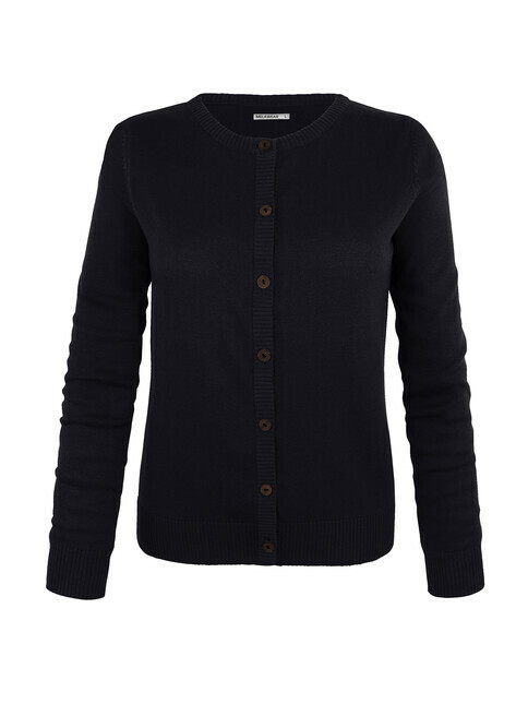 mela wear Cardigan [black]