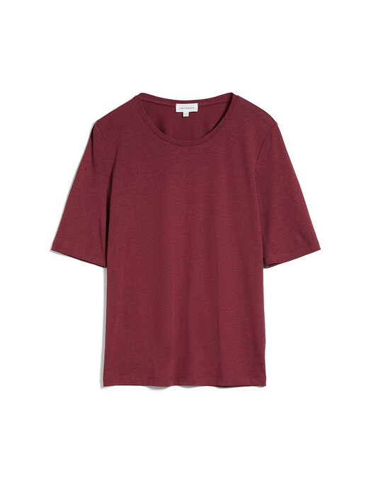 ARMEDANGELS T-Shirts Jilaraa [ruby red] jetzt im Onlineshop von zündstoff bestellen