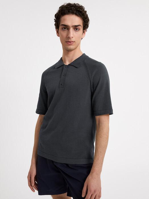ARMEDANGELS Hemden & Polos Paali [acid black] M jetzt im Onlineshop von zündstoff bestellen
