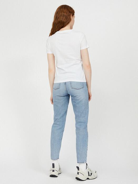 ARMEDANGELS T-Shirts Lidaa [white] jetzt im Onlineshop von zündstoff bestellen