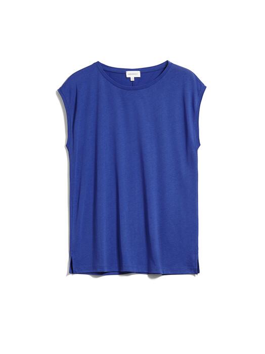 ARMEDANGELS T-Shirts Jilaa [deep ultramarine] L jetzt im Onlineshop von zündstoff bestellen