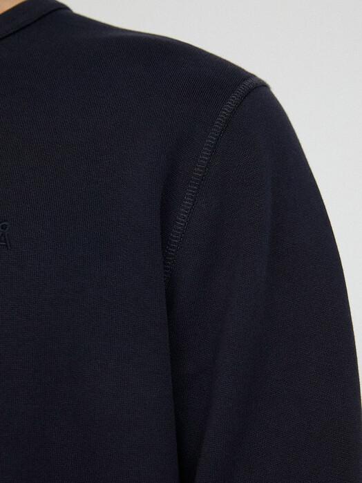 ARMEDANGELS Sweatshirts Kaarlsson [depth navy] jetzt im Onlineshop von zündstoff bestellen