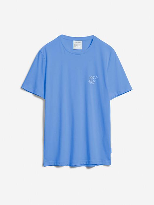 ARMEDANGELS T-Shirts Jaames Struggle [dark cornflower] jetzt im Onlineshop von zündstoff bestellen