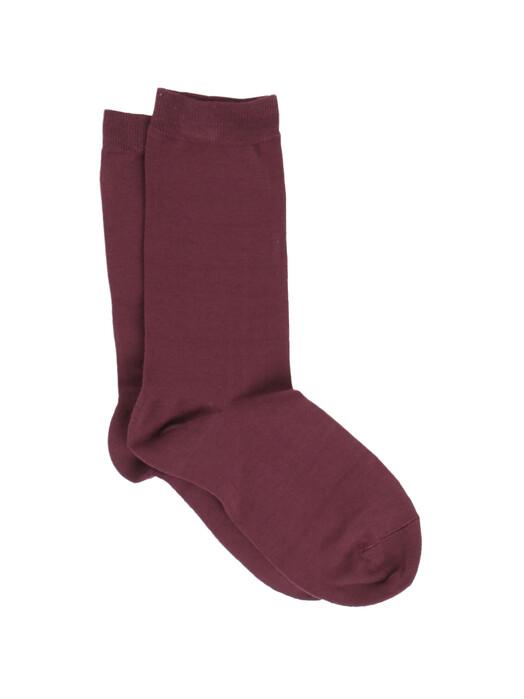 Albero Socken  Socken Unisex [bordeaux] jetzt im Onlineshop von zündstoff bestellen