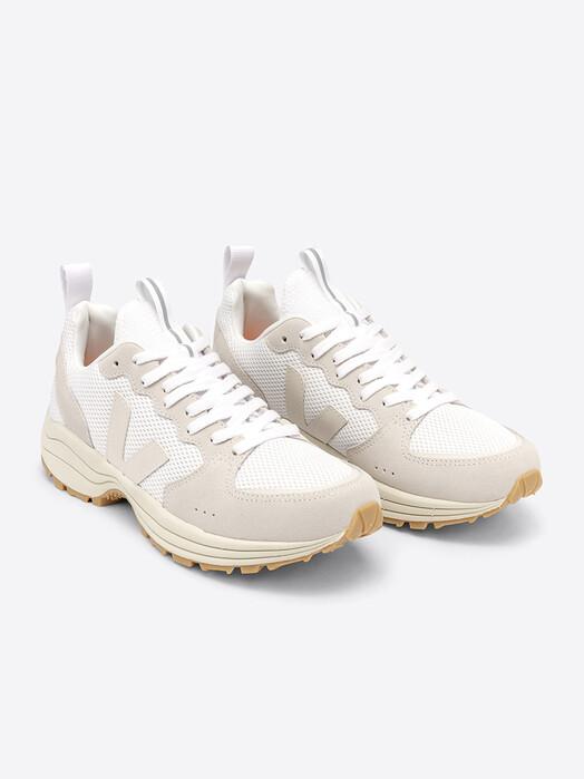 Veja Schuhe Venturi [white pierre natural] jetzt im Onlineshop von zündstoff bestellen