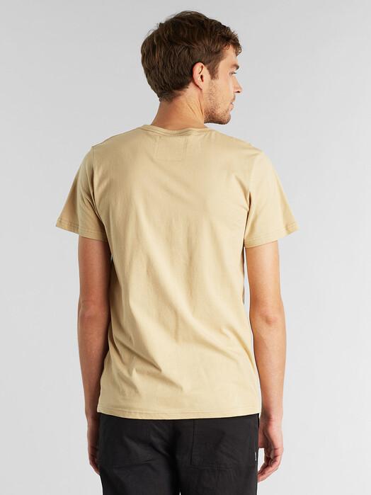 Dedicated T-Shirts Stockholm Lucy [beige] jetzt im Onlineshop von zündstoff bestellen