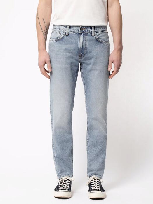 nudie Jeans Jeans Gritty Jackson [light depot] jetzt im Onlineshop von zündstoff bestellen