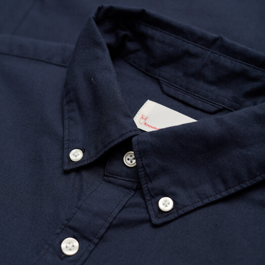 Hemden & Polos - Stretched Oxford Shirt [total eclipse] 3