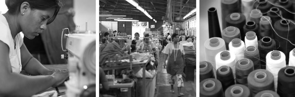 Impressionen aus einer fairen Textilfabrik in Nicaragua