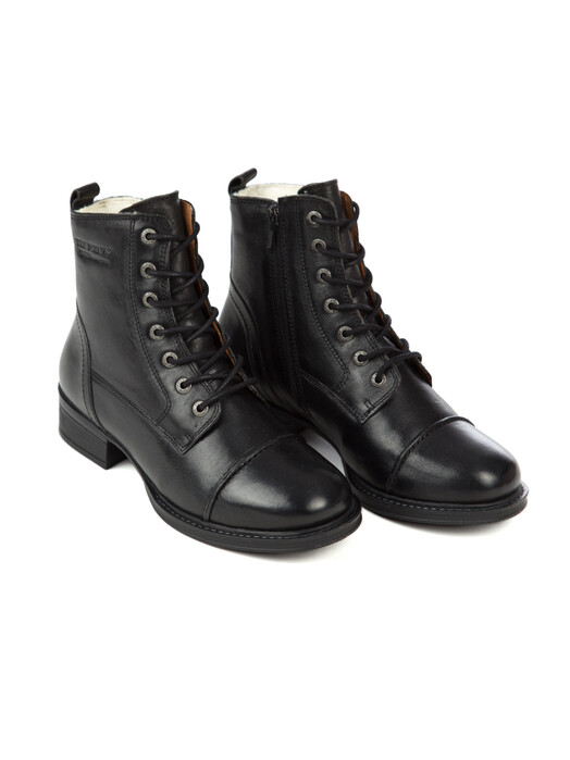 Schuhe  - Pandora gefüttert [black] - 36 3