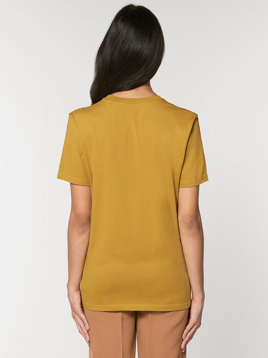 zündstoff.basics T-Shirts Claas [diverse Farben] XS, ochre jetzt im Onlineshop von zündstoff bestellen